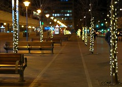 Aragonia en Navidad, Zaragoza (joseange) Tags: bokeh navidad aragona zaragoza aragón españa lumixlx15 lx1510 ngc