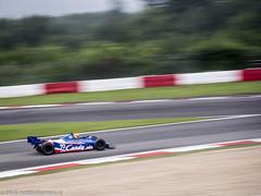2017 Oldtimer Grand Prix: Tyrrell 010 (8w6thgear) Tags: 2017 oldtimergrandprix nürburgring tyrrell cosworth 010 formula1 f1 fiamastershistoricformulaonechampionship veedolschikane