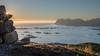 midnight sun (mcschrot) Tags: norway nikond750 tamron1530f28 sea water midnightsun north midnight sun hamn senja