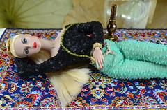 Arabian NIghts (Dolldiva67) Tags: nuface giselledifendorf nufacegiselle fashionroyalty integritytoys arabiannights talesfromthearabiannights scheherazade