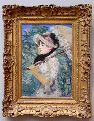 Impressionistic Girl (Stanley Zimny (Thank You for 26 Million views)) Tags: girl woman painting impressionism art