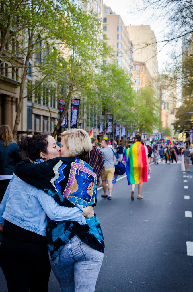 Lesbian Rally 18