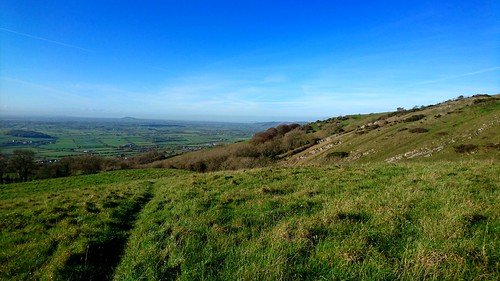 The Mendips near Draycott