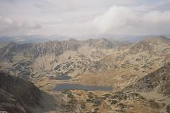 Peleaga (Caro Dewilde) Tags: mountains nature romania retezatnationalpark peleaga bucura lake film analog grain kodak200