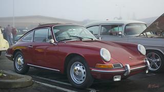 1965 - 1969 Porsche 912 Coupe