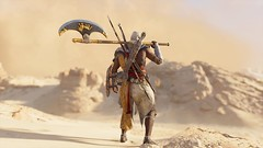 Assassin's Creed Origins (Xbox One) (drigosr) Tags: assassinscreedorigins assassinscreed ac acorigins ubisfot ubisoftmontreal desert egypt bayek egito deserto game xbox xboxone assassins warrior guerreiro axe machado sand areia