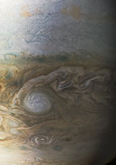 Jupiter - Juno Perijove 4 - February 2 2017 (Kevin M. Gill) Tags: jupiter juno junocam perijove4 planetary science astronomy space