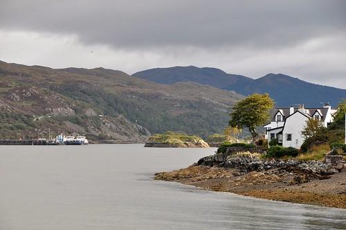 Interwegs auf Insel Skye