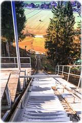 Logatec, ski jump (rlubej) Tags: notranjska logatec sports