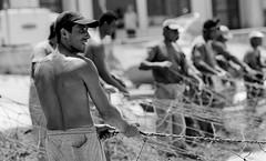 Traditioneller Thunfischfang in Sizilien (ante_fischer) Tags: italien sizilien favignana bonagia thunfisch mattanza thun tonno tonneria tonaroti pesce pescatore tradizione rete nave rais cataldo fish fishermen thuna netze ziehen