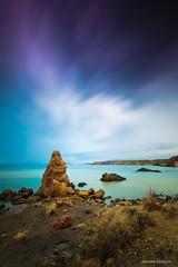 Playa de Puntabela (juanma pelegrin) Tags: landscape mazarrón playadepuntabela canon5diii canon1635f4 largaexposición filtros haida hitech polarizador lee