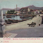 Palermo - Quartiere Romagnolo fuori Porta dei Greci thumbnail