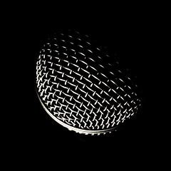 Microphone (Saul_Good) Tags: macromondays stonerhymingzone paultyronethomas shure sm58 hmm