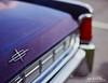 Purple Continental (Hi-Fi Fotos) Tags: lincoln continental vintage american classiccar luxury style purple trunk badge chrome oldschool detail nikkor 50mm 14 nikon d7200 dx hififotos hallewell