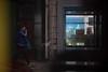 Looking In, Seeing Out (Stefan Waldeck) Tags: man men selfportrait refelction mirror car street house facade tralee ireland 2016 netzki stefanwaldeck stefan waldeck