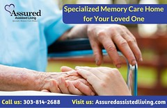 Specialized Memory Care Home For Your Loved One (info.assuredassistedliving) Tags: assistedliving livingcare dementiacare alzheimerscare memorycare residentialcarefacilities parker castlerock