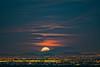 Super Moon 12_4_17 (nealsummerton1) Tags: moon super night clouds nikon d500 70200g2 tamronusa tamron long exposure landscape lights photoshop lightroom desert