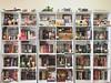 .:: Minha estante::. [ Outubro 2017] (Cinthia Emerich) Tags: livro livros book books booklover bookworm leitura estante funko funkopop popvynil bookslibroslivros