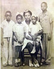 My mom, Helen (vision63) Tags: vintage old photograph african american black people louisiana angie bogalusa mother grandmother uncle aunt white