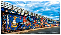 JUSTICE - 2014 (Timothy Valentine) Tags: 2017 mural vacation squircling 8 alaaawad artwork 1017 painting sliderssunday northadams massachusetts unitedstates us
