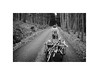 (Jan Dobrovsky) Tags: wood biogon21mm thepaintedbirdmovie film monochrome blackandwhite doublex leicam6 forest 400 cross dark boy analog document outdoor