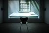 I will watch over your sleep (mona_dee) Tags: sleep chair bed art galery