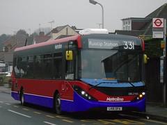 If MMCs had skirts... (ultradude973) Tags: bus photoshop metroline west limited alexander dennis adl enviro200 mmc del2165 lk16dfa 331 ruislip uxbridge skirt blue dash edit