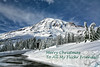 Mt. Rainier - Winter Wonderland (louelke - back and busy) Tags: mtrainier mtrainiernationalpark paradisemtrainier snow winter cold mountain volcano washingtonsate