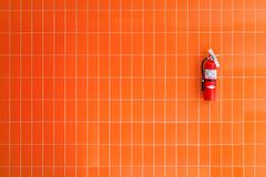 Tile Style (Underground Joan Photography) Tags: subwaytiles tiles orange toronto ttc subway subwaystation stclairwest minimalism minimal design