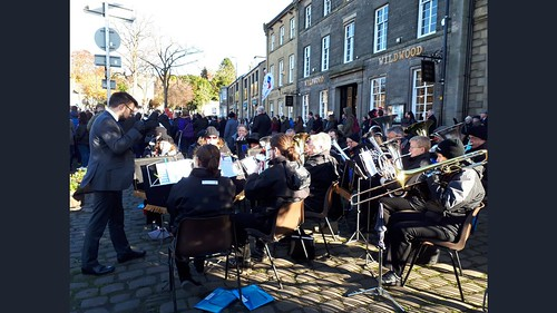 """Remembrance Sunday 2017 Skiptonbrass • <a style=""""font-size:0.8em;"""" href=""""http://www.flickr.com/photos/53948790@N07/38314614946/"""" target=""""_blank"""">View on Flickr</a>"""