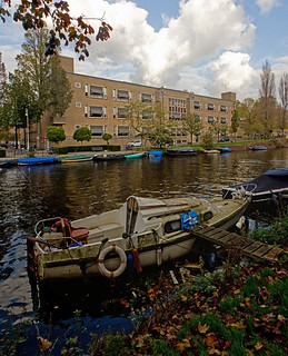 Amsterdam - Berlage Lyceum