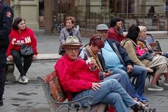 IMGP1336 (i'gore) Tags: firenze cgil cisl uil pensioni presidio sindacato libertà lavoro solidarietà diritti giustizia