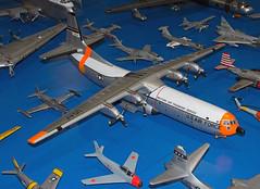 C-133 1/72 (Anigrand?) (Irish251) Tags: ipms scale model world telford november 2017 kit plastic exhibition