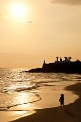 Batu Layar (sunrisejetphotogallery) Tags: pura batu bolong senggigi layar lombok barat indonesia beach sunset