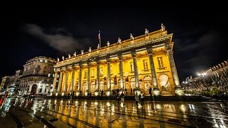 Bordeaux : Opera : Grand théâtre : Samyang 14 mm