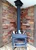 Chilton Rustic (Buechel Stone) Tags: fireplace stove woodstove coalstove fiery earth tones naturalstone nature stone stoneveneer