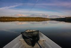 IMG_4341-1 (Andre56154) Tags: schweden sweden sverige see lake wasser water himmel sky wolke cloud landschaft landscape ufer boot boat angeln fishing
