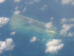 Img573186nx2 (veryamateurish) Tags: flight aircraft airplane view paracels paracelislands china vietnam southchinasea sea aeroplane island