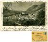 Roncegno di Valsugana, Philipp & Kramer, Vienna, spedita nel 1900 (Ecomuseo Valsugana | Croxarie) Tags: cartolina roncegno roncegnoterme 1900
