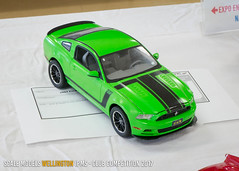 C1 - 2007 Ford Shelby Mustang GT 500 - Ernie Thompson