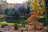 Laurelwood Arboretum_0339 (smack53) Tags: smack53 reflections water pond lake trees foliage autumn autumnseason autumncolors fall fallcolors fallseason laurelwoodarboretum wayne newjersey nikon d100 nikond100 scenery scenic