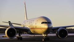 Etihad Cargo (colombian907) Tags: anc panc anchorage alaska airport planespotting etihad cargo etihadcargo ey991 etd991 morning sunlight worldteamaviationphotography a6ddc