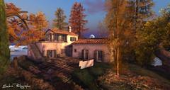 Val d'Orcia (Exedra Lyric) Tags: valdorcia toscana tuscany landscape secondlife second life virtual virtualworld