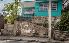 CUBA2017_97 (Dylon87) Tags: daytrip friends family memories vacation fun great gibara fishing town getaway bed breakfast travel holguin cuba street graffiti house viva libre walk photo pic photographer photography teamcanon canon shotoncanon canoncanada