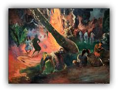 La danse du feu - 1891 (Gauguin) (jldum) Tags: musée tableau artistic artistique artist artiste femme woman peintre peinture art portrait explore nu