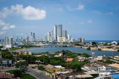 Old & new Cartagena