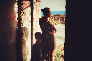 Mandy und David...