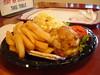 Faidley's at Lexington Market, Baltimore MD (Deep Fried Kudzu) Tags: faidleys crab cake lexington market baltimore maryland
