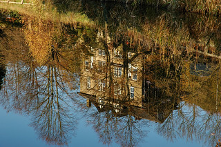 Rochdale Canal Reflection