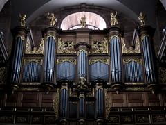 Où ai-je vu ces orgues ? Dans la cathédrale Saint-Christophe de Belfort [Explore 26/11/2017] (Sokleine) Tags: orgues organ cathédrale cathedral belfort territoiredebelfort 90000 franchecomté france mn monumenthistorique heritage
